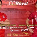 Nonton Gratis Pertandingan Sepak Bola Hanya di QQRoyal